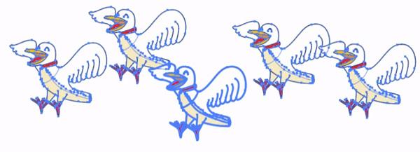 Illustratorキーオブジェクトでの整列と解除方法