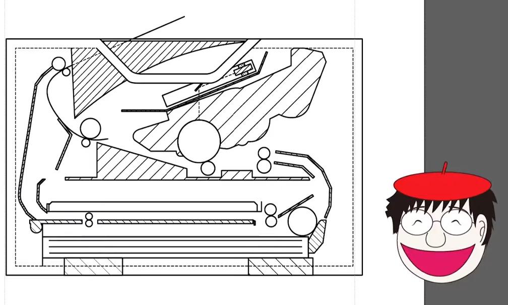 【ハッチング】illustrator斜線パターン