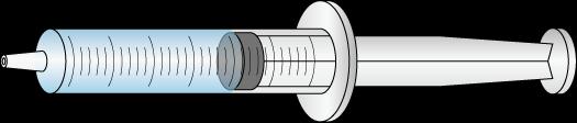 注射器のイラスト画像フリー(無料)